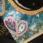 Detaily - ženský kroj z Parchovian.