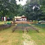 Začali sa prípravy na festival.